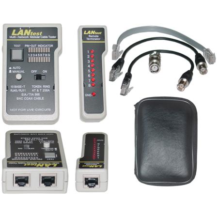 LAN-Cable-Tester