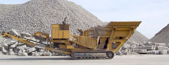 mobile-crushing-plant