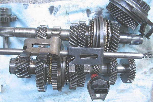 Gearbox-Reduction