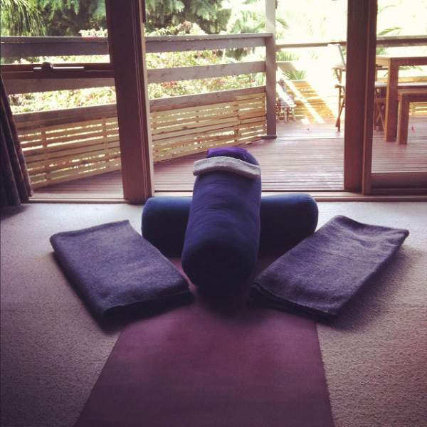 meditation bolster