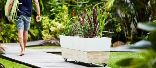 Hdpe Planters