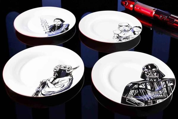 Dinner Plates Star Wars
