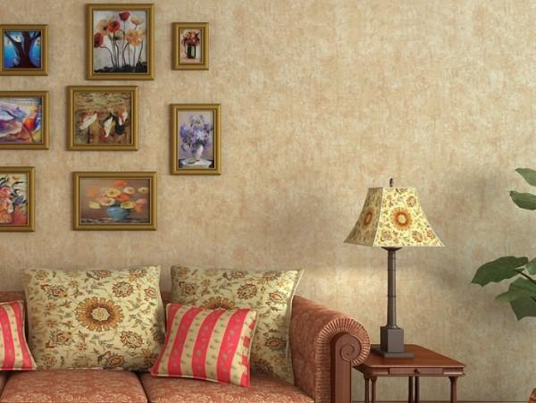 Vintage Inspired Wallpaper