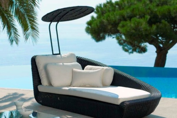 Day bed outdoor