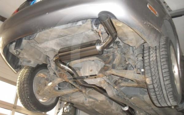 Mazda Exhaust System