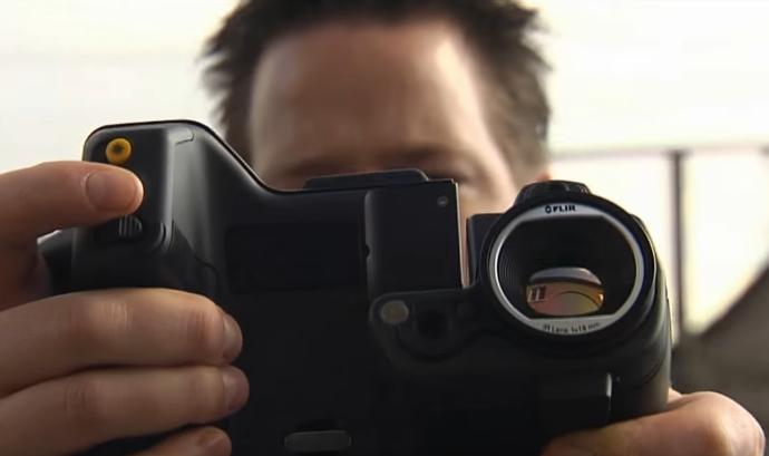 FLIR T420 Infrared Camera 1