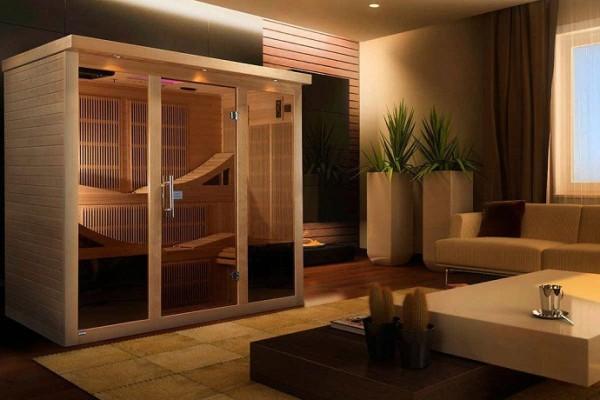 Infrared Sauna 1