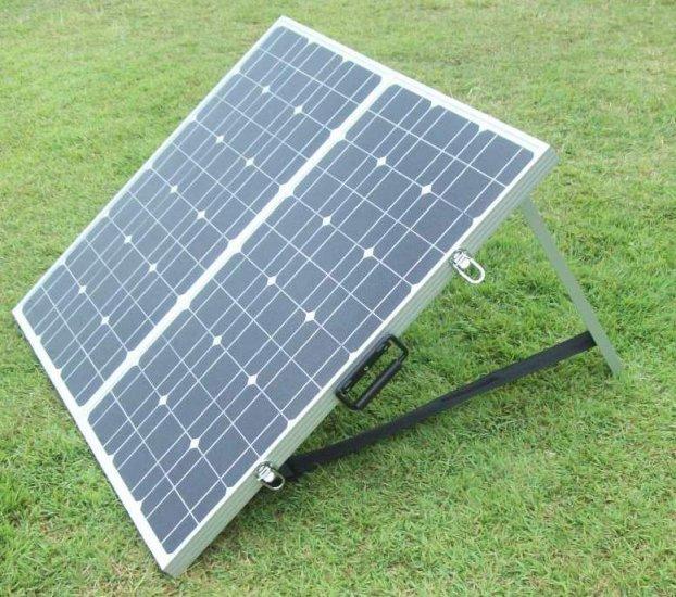 Folding-Solar-Panel