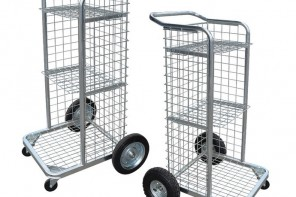 Make Use of the Multi-Purpose Chrome Trolleys in Your Business