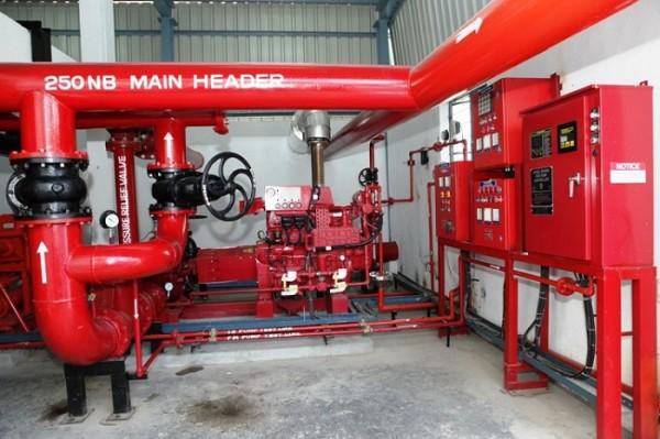 Firefighting System