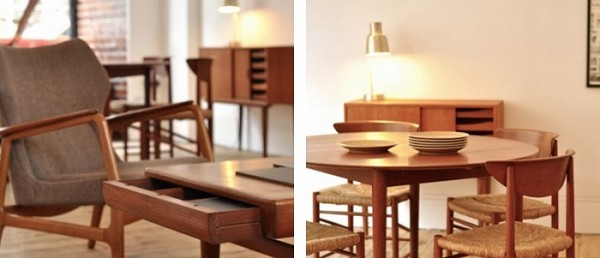 Modern Danish Furniture