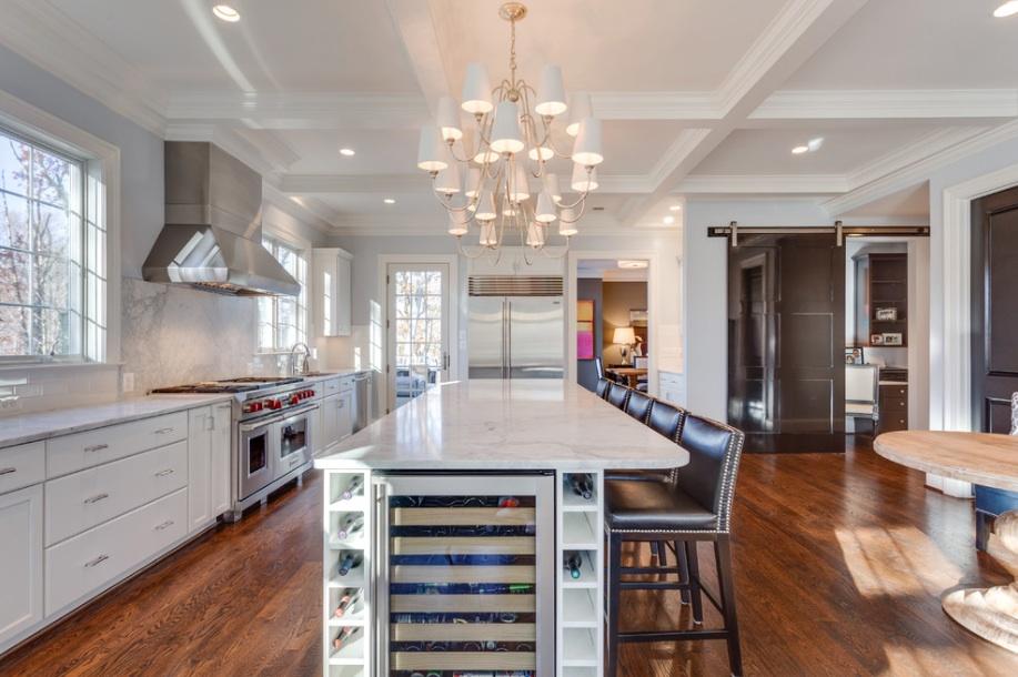 kitchen-wine-cooler