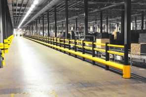The Purpose of Safety Barriers in a Warehouse