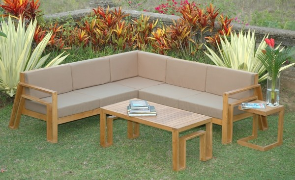 Timber Outdoor Furniture