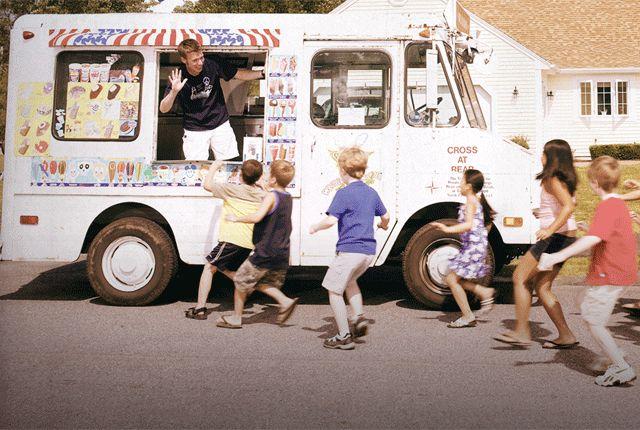machine ice cream