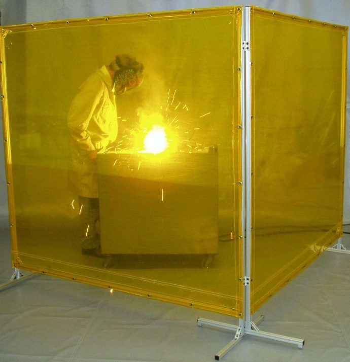 The Purpose And Benefits Of Welding Screens Purposeof