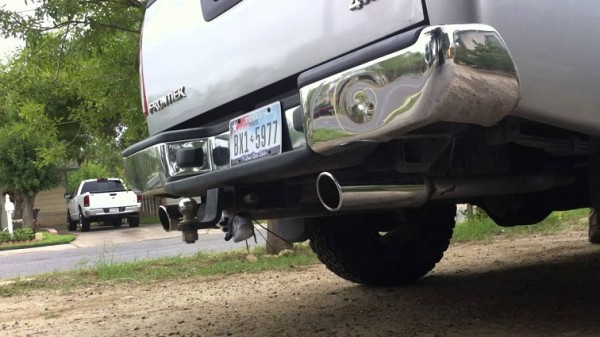 Nissan Navara D22 Exhaust Systems