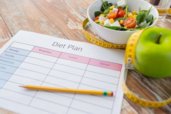 healthy diet plan for men