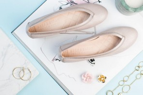 Beyond the Purpose: Say Goodbye to Sore Feet with Ballet Flats Without Sacrificing Style