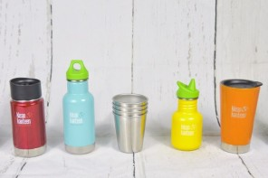 Make a Purposeful Change with the Klean Kanteen Stainless Steel Water Bottles
