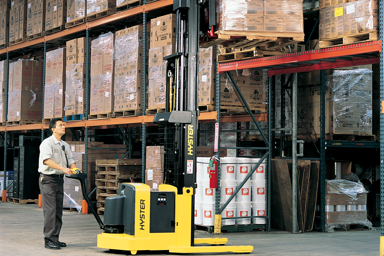 warehouse stackers