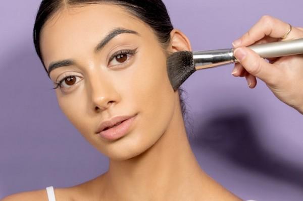 makeup powder brushe