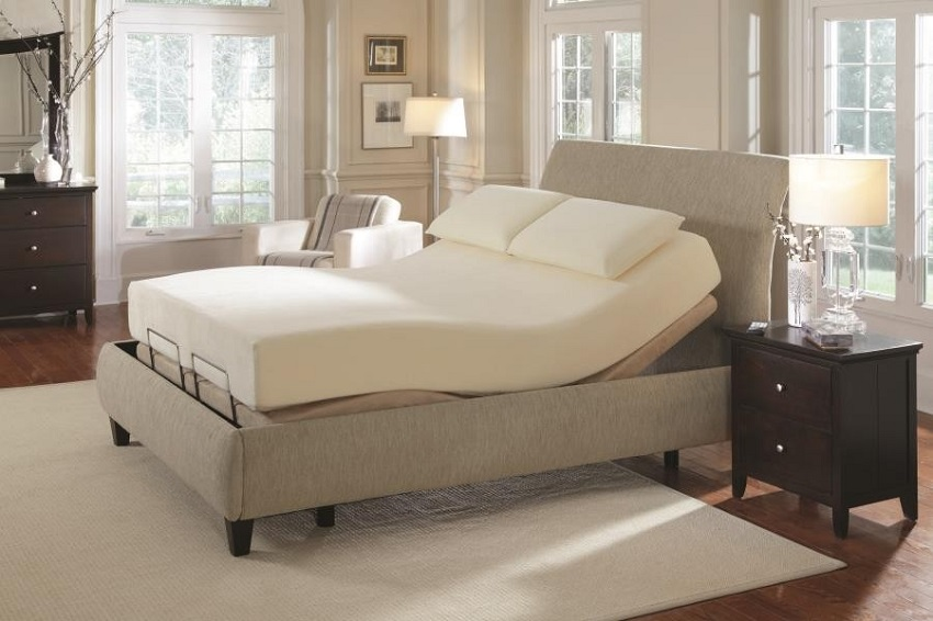 Electric adjustable beds