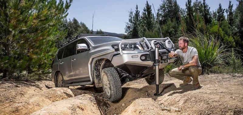 4WD equipment online
