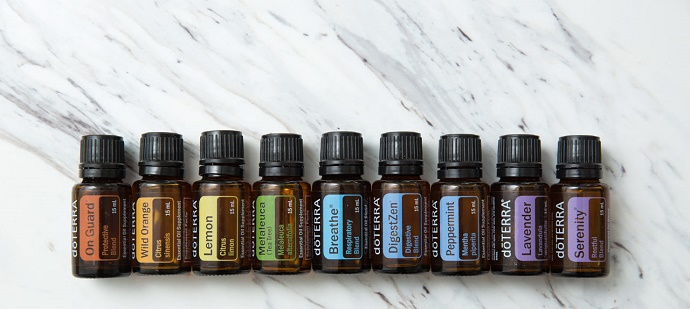 essential oil blends 2