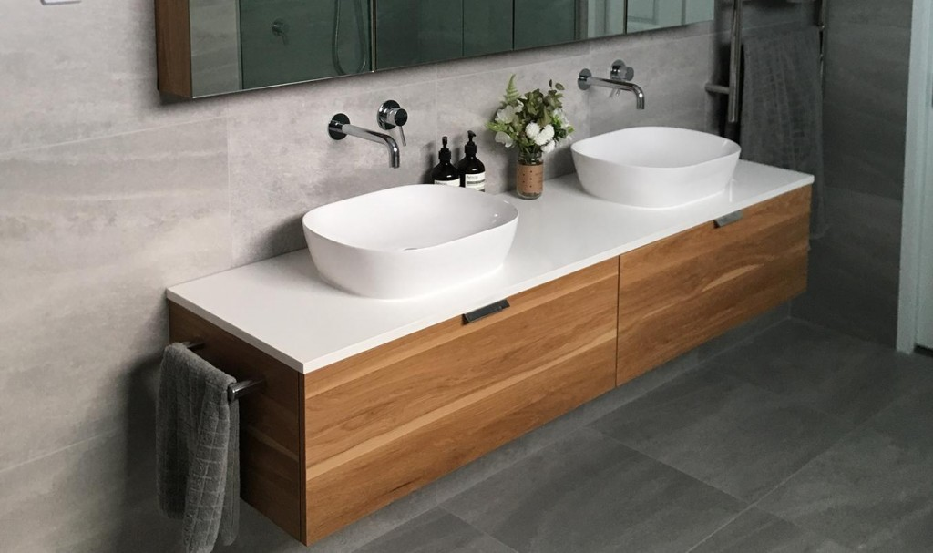 timber vanity units for bathroom1