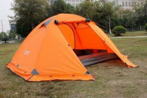 Camping Tents: The Purpose of the Different Types of Materials