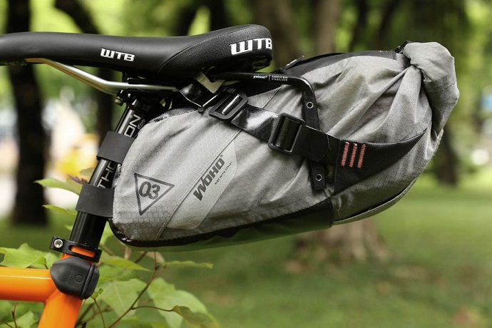 saddle bag for bike