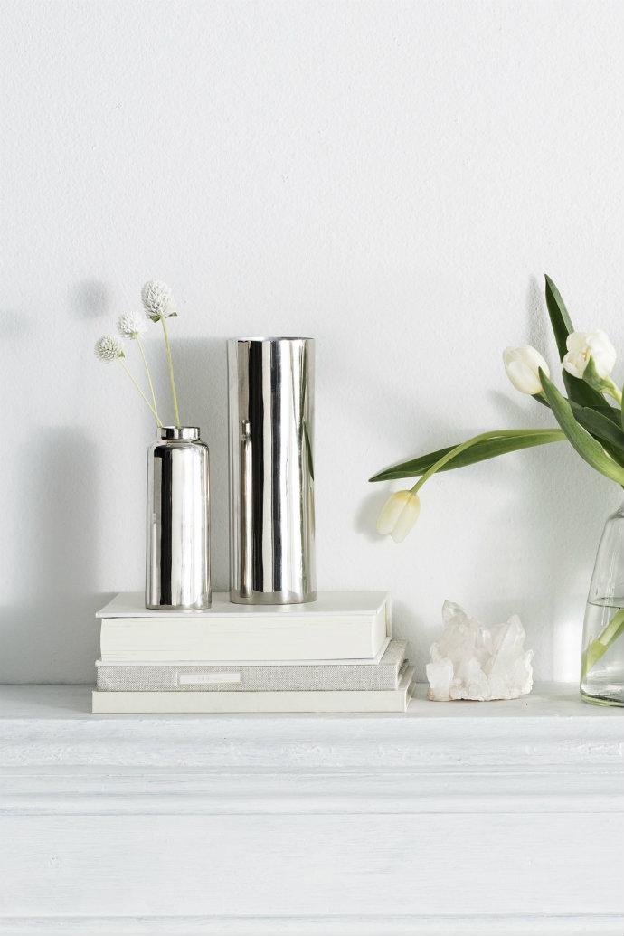 bottle vase modern home decor