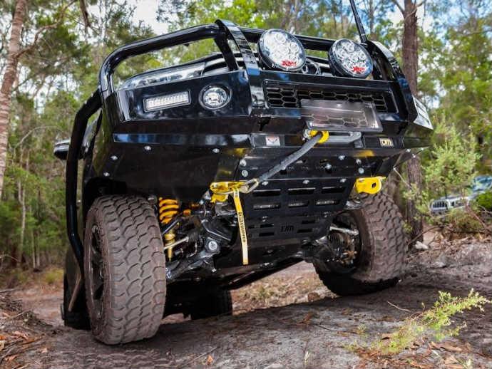 4wd suspension lift kits