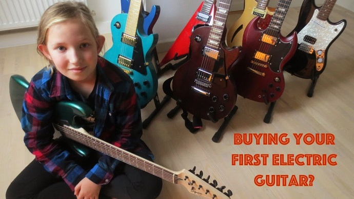 guitar for your kid