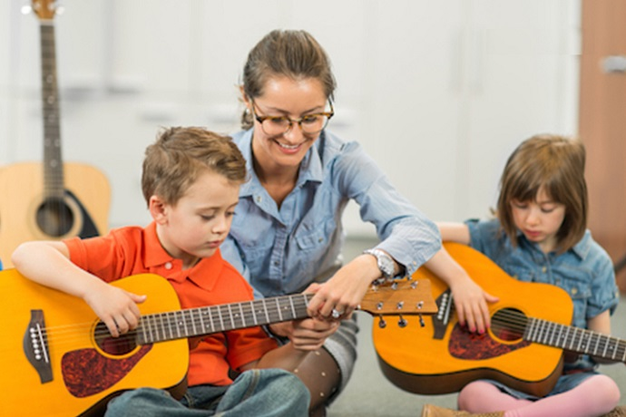 Classes guitar