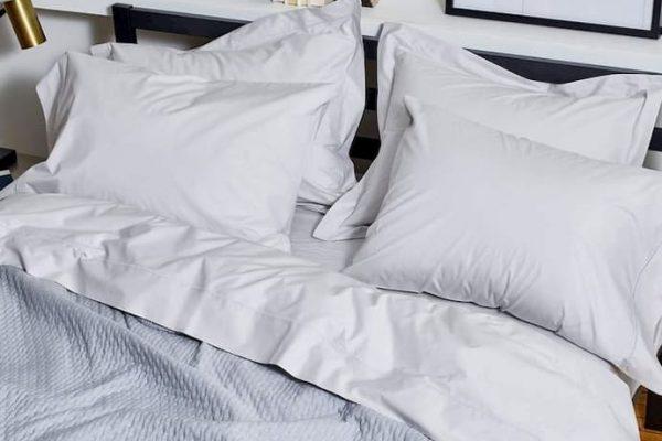 organic bed sheet set