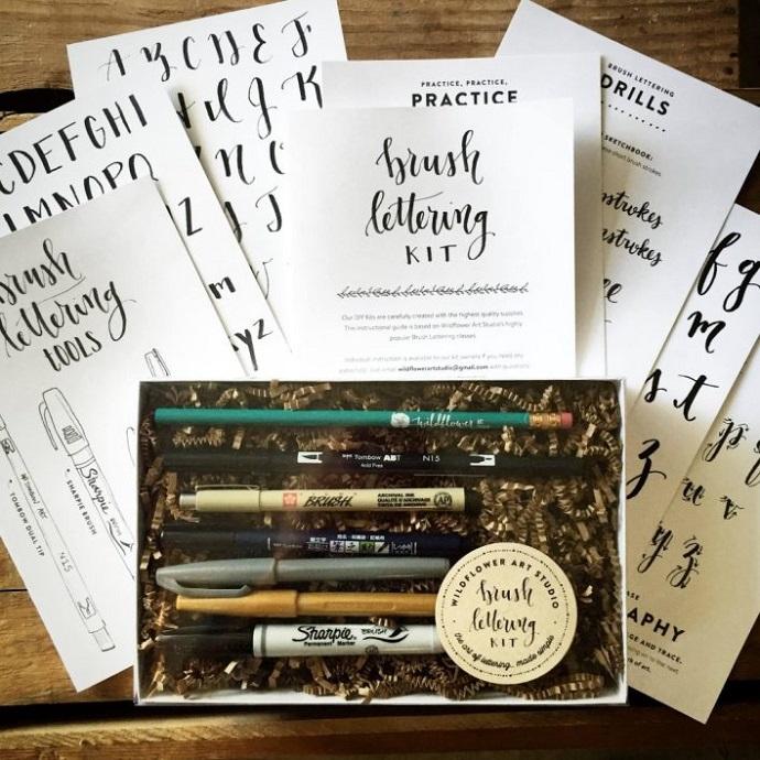 calligraphy kits