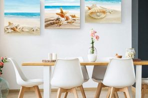 Purposeful Coastal Wall Decor Ideas