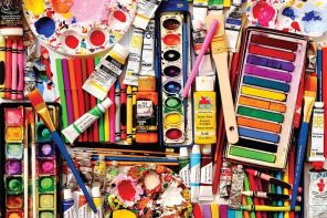 Purposeful Art: What Are the Art Supplies You Need as Beginners?