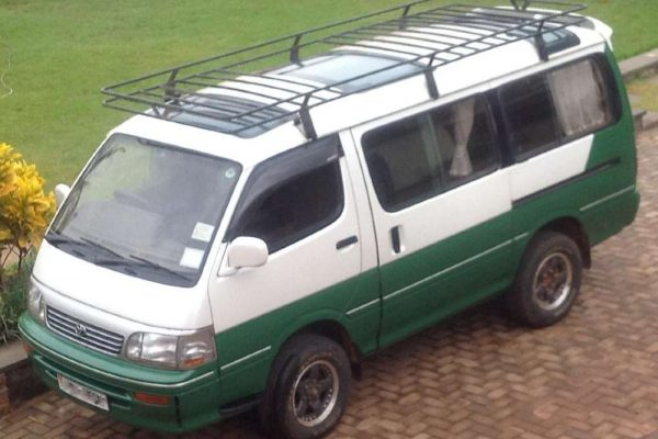 hiace van roof racks