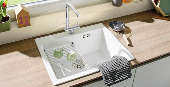 accessories for kitchen sinks