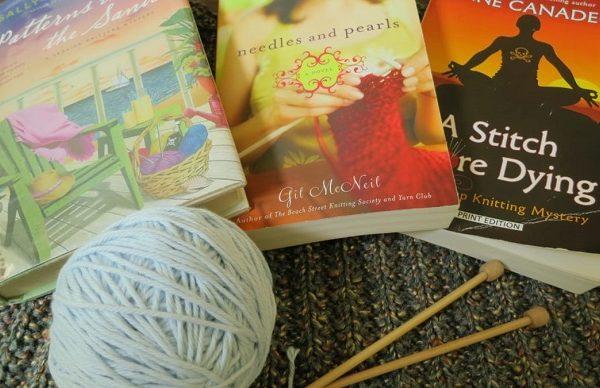 Yarn books novels