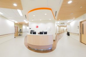 Design With Purpose: Choosing Vinyl as Healthcare Flooring