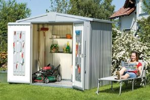Beyond Purpose: Advantages of Steel Sheds