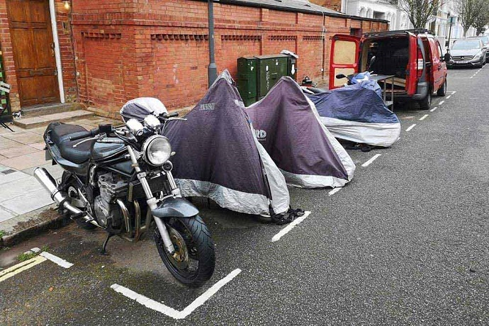 Types of Motorcycle Covers