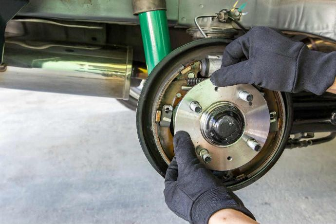 wheel and hub assembly