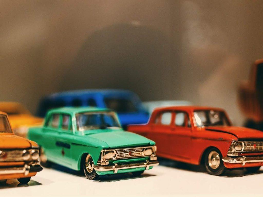 scale car models crawlers