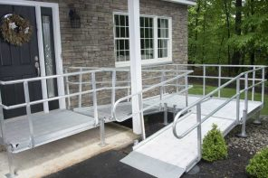 Disability Ramps: the Purpose and Benefits of Using Walking Aids