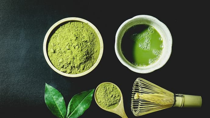 Matcha is part of the green tea family, but it is quite unique. It is not like the traditional form of green tea where you just put the leaves in boiling water. Matcha is the powder made from ground-up tea leaves so when you consume it, you're getting a higher concentration of the leaves' nutrients . You can find it in almost any coffee, tea or healthy food store. Even though it rose to prominence in the past years, matcha was used for centuries as is an important part of the Japanese tea culture.